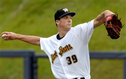 The Pirates added right-hander Tyler Glasnow to their 40-man roster today.
