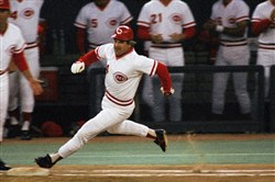 "About triples, Cincinnati Reds great Pete Rose once said, ""You don't get a triple between second and third. You get a triple between home and first."""
