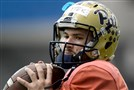 Pitt quarterback Chad Voytik will be a counselor at the Manning Passing Academy next month in New Orleans.