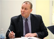 Acting Superintendent Joseph Petrella started a sick leave on Tuesday and the board has not made plans to appoint a substitute superintendent.