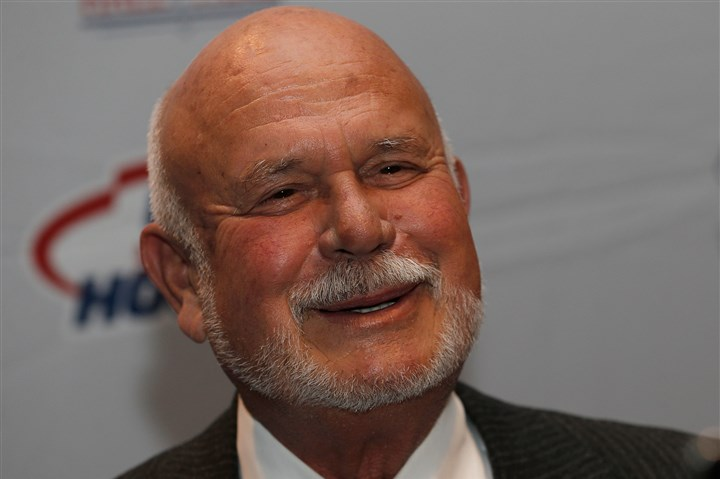 "Peter Karmanos ""I think they'll sell that team for between $700 and $800 million in Pittsburgh, and the cupboard will be pretty bare by that time,"" Carolina owner Peter Karmanos said."