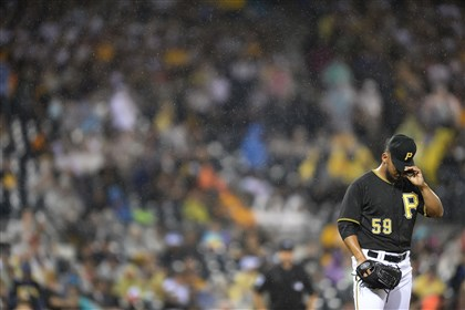 Pirates lose to Cleveland Indians, 5-2, after a 2-hour rain del…
