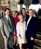 From left, Joseph A. Massaro, III, Linda Massaro, Carol Massaro, David Massaro and Stephen Massaro.
