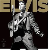 "This CD cover image released by the United States Postal Service shows, ""Elvis Forever,"" an Elvis Presley greatest hits CD to go along with a new commemorative stamp available on Aug. 12."