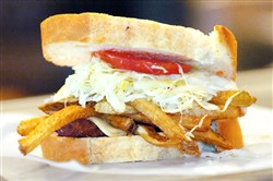 Hungry? Don't forget to eat at Primanti's.