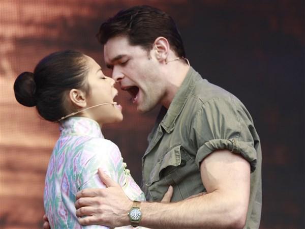 Chris Peluso: From Pittsburgh to 'Miss Saigon'
