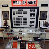 A look inside the Larry Bruno Hall of Achievement in Beaver Falls.