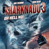 """Sharknado 3: Oh Hell No!"" debuts Wednesday on Syfy."