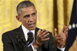 President Barack Obama will address the VFW national convention Tuesday.