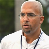 Head coach James Franklin is ready to start his second year at the helm of Penn State.