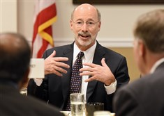 Gov. Tom Wolf this week vetoed a temporary stopgap budget Republicans had sent him that would have covered four months of state spending.
