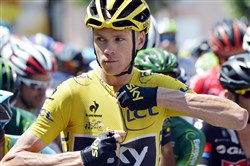 Many cycling fans believe Chris Froome's performances are too good to be true and that he must be doping.