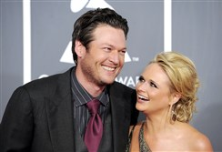 Blake Shelton and Miranda Lambert have  announced their divorce after four years of marriage.