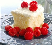 Tres Leches Cake.