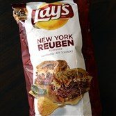 Jeff Solensky of DuBois came up with the New York Reuben flavor in a contest sponsored by Lays. It is one of four finalists.