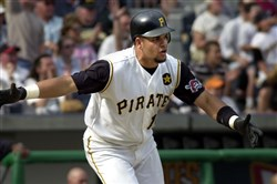 Aramis Ramirez started his professional career with the Pirates in 1998 before being traded to the Chicago Cubs in 2003.