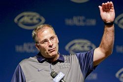 Pitt coach Pat Narduzzi and the Panthers added another defensive back Tuesday.