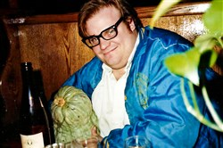"Chris Farley in his Second City days in ""I Am Chris Farley"""