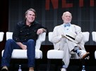 "Actors Robert Taylor and Gerald McRaney discuss the upcoming fourth season of ""Longmire,"" debuting Sept. 10 on Netflix."