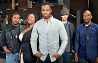 Robert Randolph & the Family Band play The Feastival in McKees Rocks.
