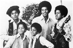 The Jackson 5 --  clockwise from top left, Tito,  Jackie, Jermaine, Michael and Marlon Jackson -- could be considered the best boy band ever.