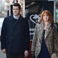 "Billy Eichner and Julie Klausner are ""Difficult People,"" on Hulu."