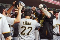 Pirates infielder Jung Ho Kang is swinging a hot bat lately, but is it hot enough for Clint Hurdle to make him his cleanup man?
