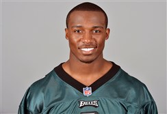 Brandon Boykin in 2012 with the Philadelphia Eagles.