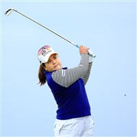 Inbee Park picked up seven strokes in her final 12 holes to win the Women's British Open Sunday in Turnberry, Scotland.