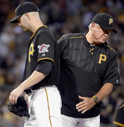 Gene Collier: New Pirates have not quite settled in yet