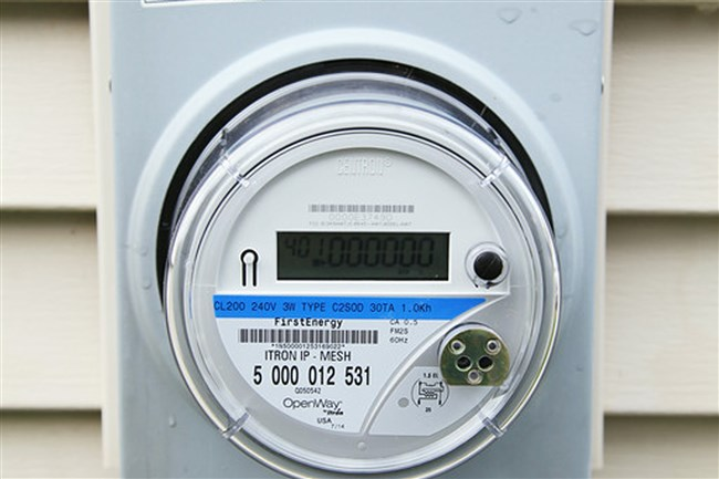 Penn Power's smart meters.