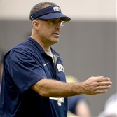 Pat Narduzzi's Pitt Panthers ran 166 plays during their Saturday scrimmage.