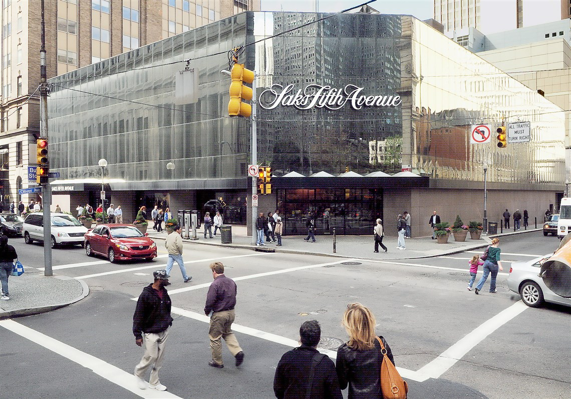 The Property Where Saks Fifth Avenue Was Located Will Be Redeveloped Into A 174 Room