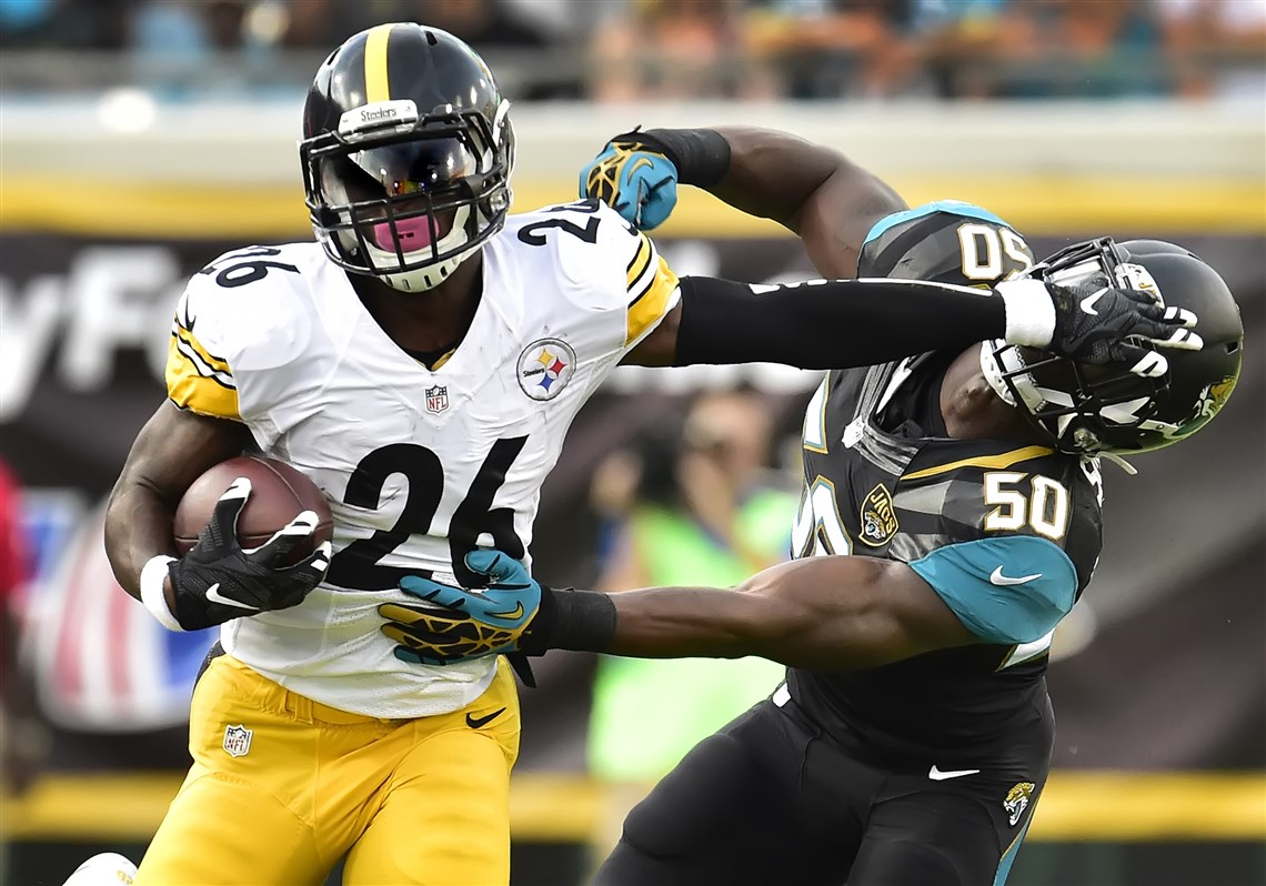Le Veon Bell >> Ed Bouchette Is Le Veon Bell The Best Running Back In Steelers
