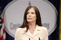Pennsylvania Attorney General Kathleen Kane has said that most of her job is administrative and that she has asked senior aides to take care of the small portion of her duties that require a valid law license.