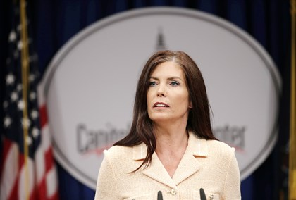 After hours of debate on Wednesday, the Senate was short of the 33 votes needed to remove Kathleen Kane as attorney general.