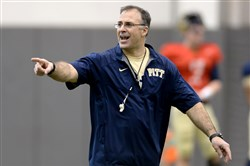 Pitt head coach Pat Narduzzi said he doesn't expect any of the Panthers who are currently banged up to miss game action.