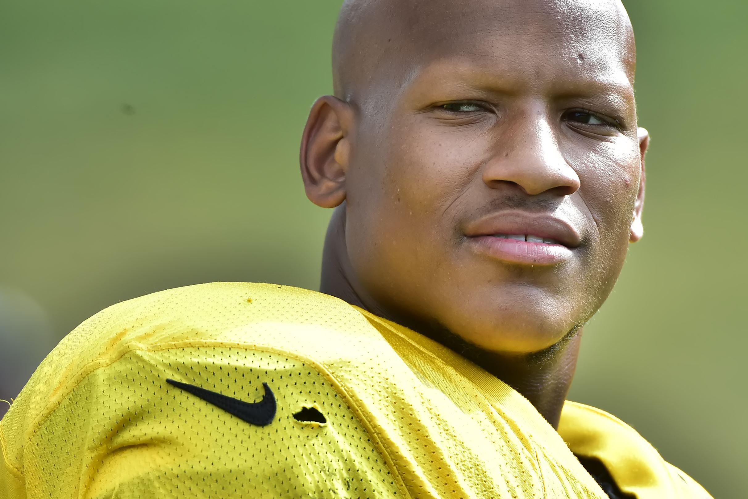 Shazier Ruled Out For Steelers Chargers Game Monday