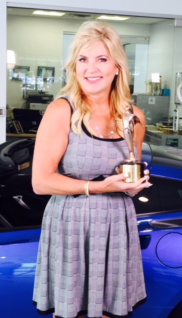 Debbie Numrich Campbell Wins Nationally Acclaimed Telly