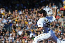 Gerrit Cole already has the reputation of a big-game pitcher, which he'll carry into Wednesday night's win-or-go-home playoff against the Cubs.