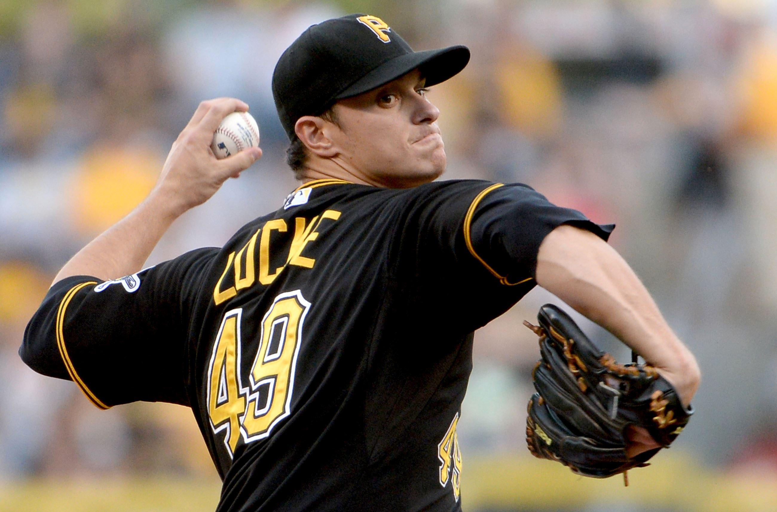 Report: Pirates, Jeff Locke avoid arbitration