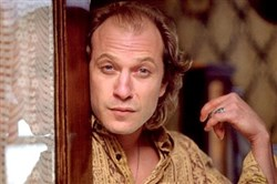 "Home sweet home: Buffalo Bill greets a visitor in ""The Silence of the Lambs."""