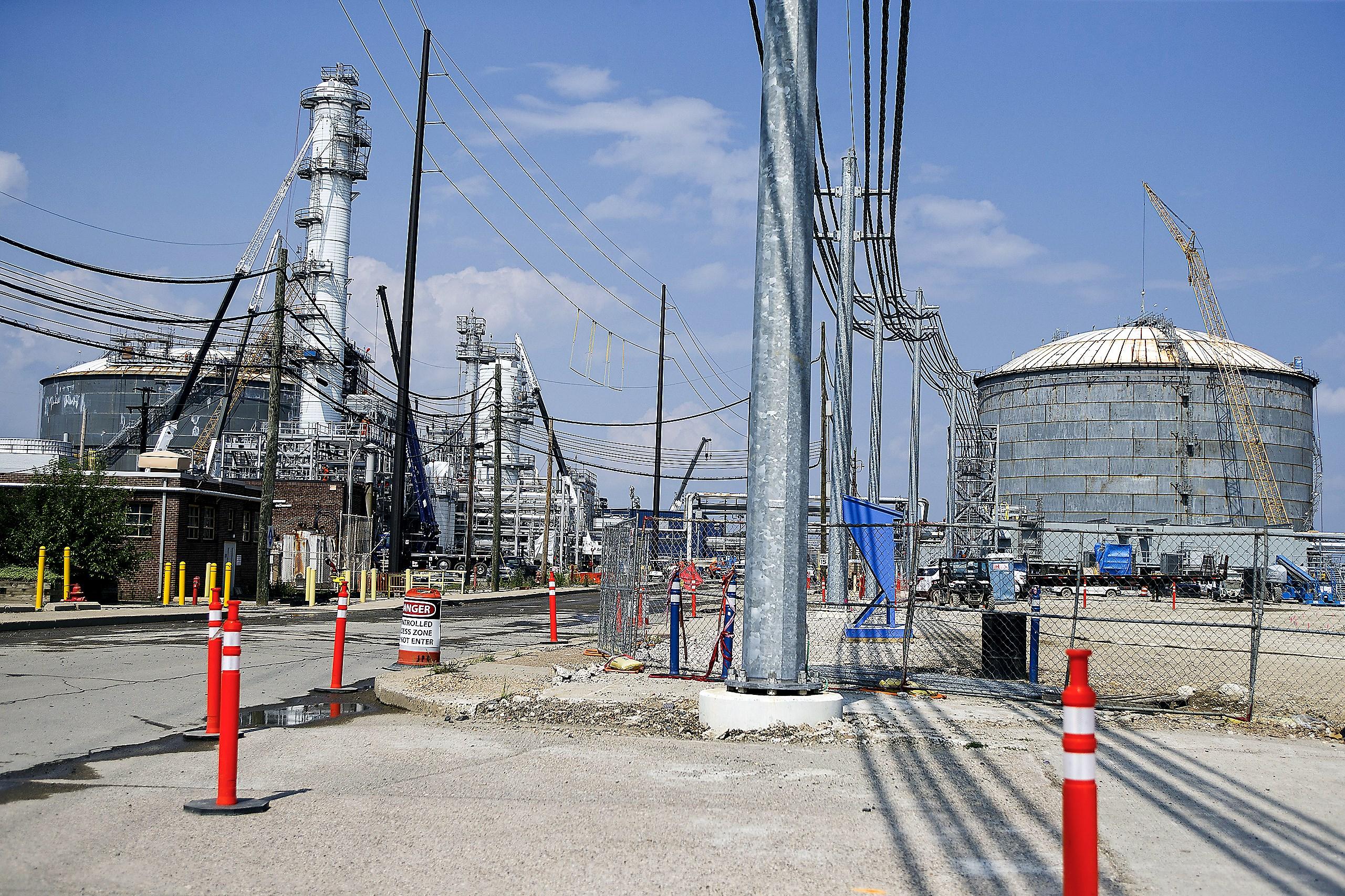 Dep Grants Permits For Sunoco Logistics Pipeline