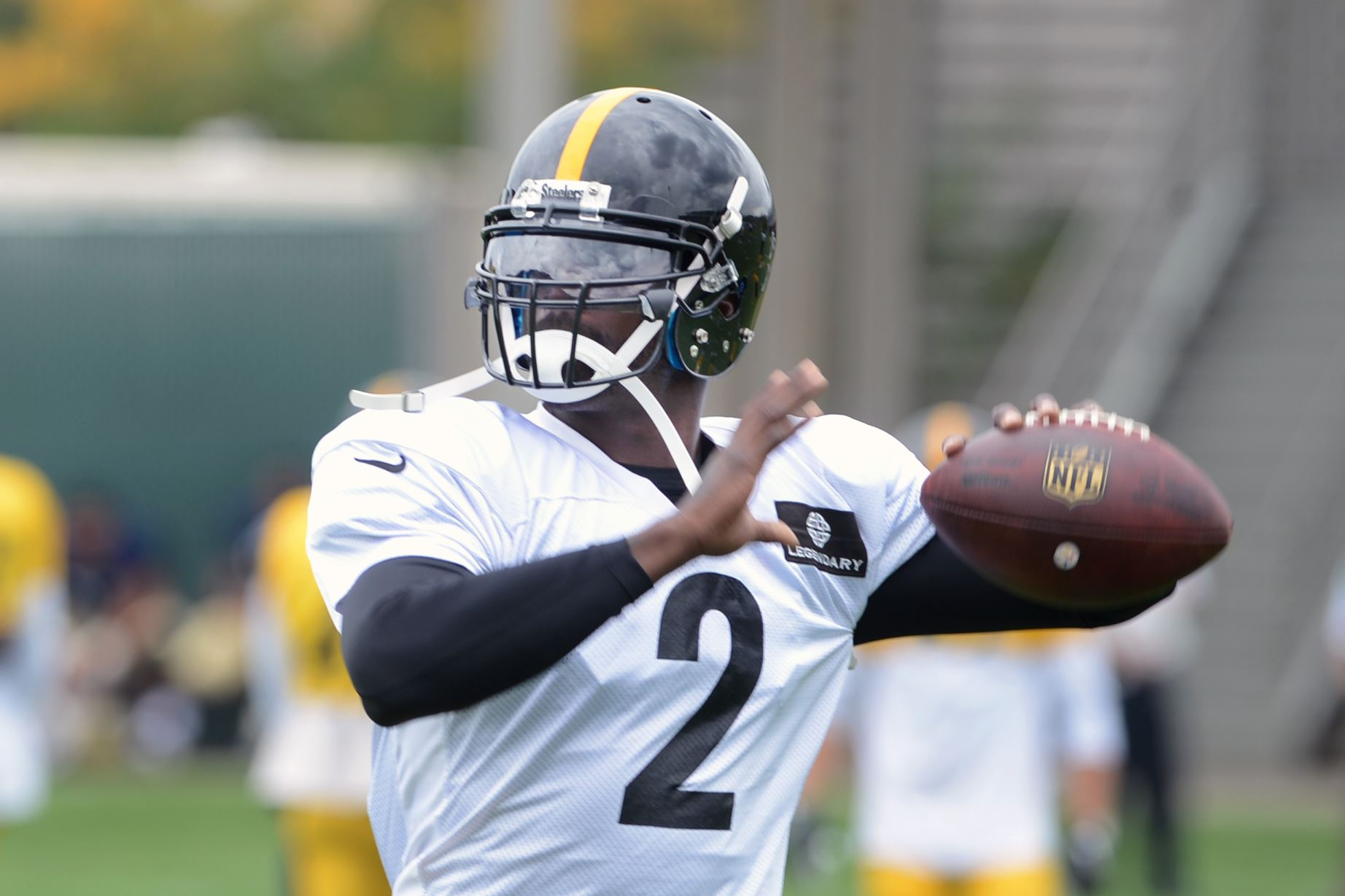 sneakers for cheap 38bf1 4909c Smeltzer on Sports : How the Steelers can win with Mike Vick