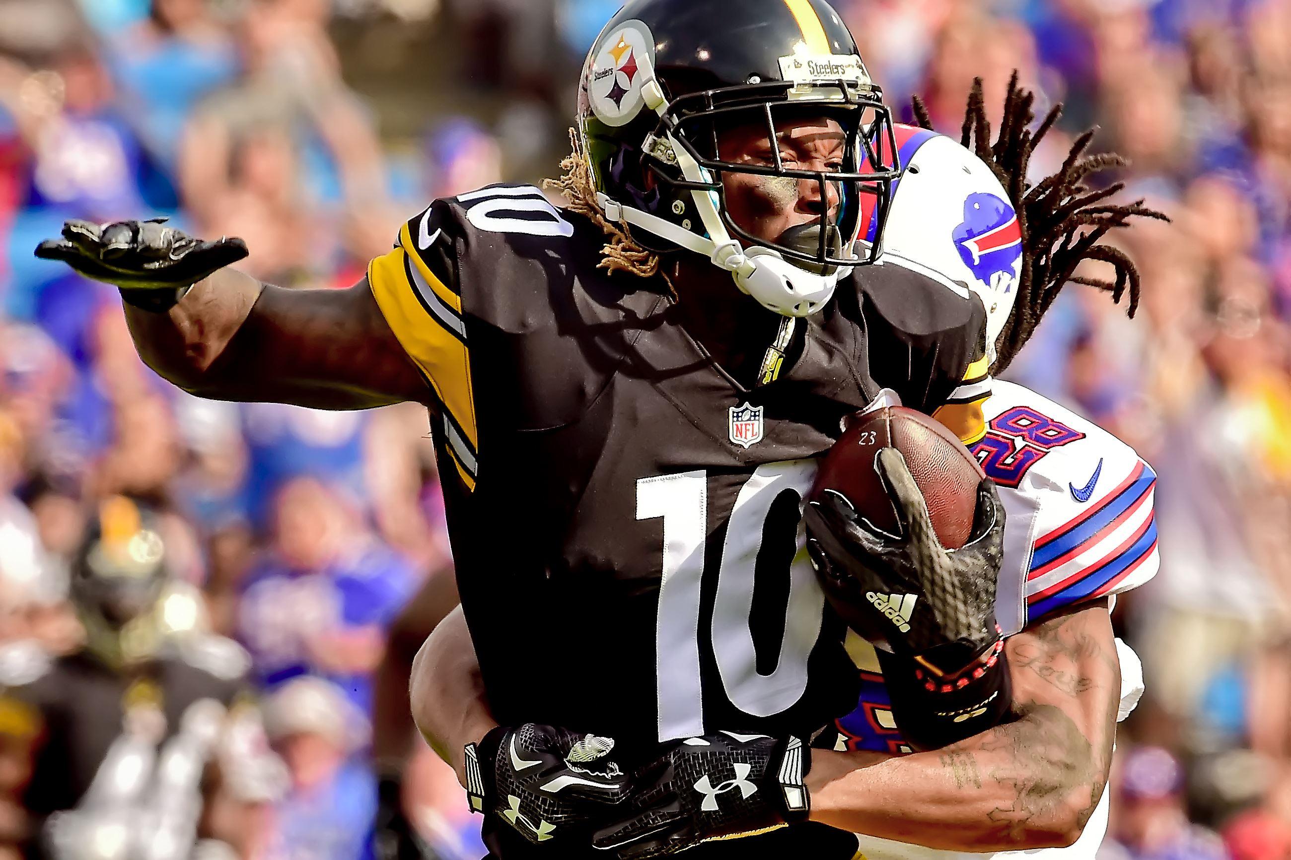c0c9ab48d11 Steelers receiver Martavis Bryant s four-game suspension upheld ... custom  nfl 10 Martavis Bryant Pittsburgh ...