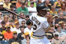 Andrew McCutchen's is 15-for-62 in September. That's a .242 batting average and a .704 OPS. His career numbers in those categories are .299 and .885.