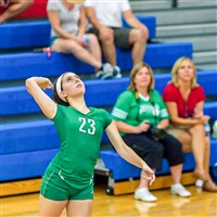 South Fayette's Marissa France was a third-team All-Section 6 selection last season.