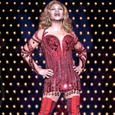 "Billy Porter in his Tony Award-winning role as Lola in ""Kinky Boots."""