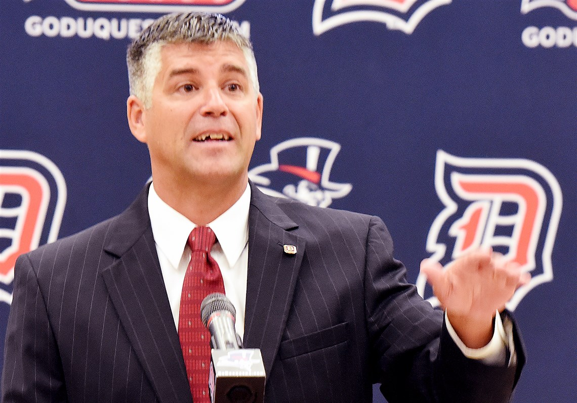 duquesne hires new athletic director pittsburgh post gazette david l harper was introduced as the new athletic director at duquesne university today