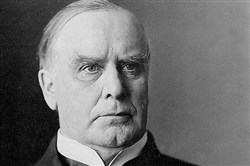 William McKinley has lost his mountain.